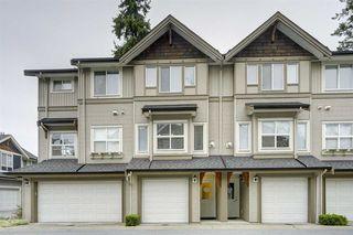 """Photo 1: 55 12677 63 Avenue in Surrey: Panorama Ridge Townhouse for sale in """"SUNRIDGE ESTATES"""" : MLS®# R2461598"""