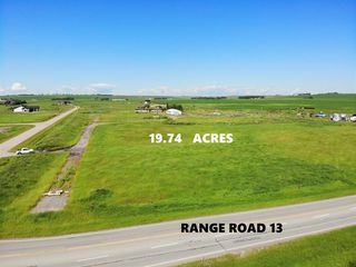 Photo 1: 262227 Range Rd 13 in Rural Rocky View County: Rural Rocky View MD Land for sale : MLS®# A1010810
