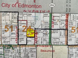 Photo 2: 5910 70 Street in Edmonton: Zone 53 Vacant Lot for sale : MLS®# E4209340