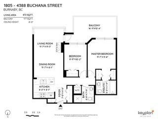 "Photo 28: 1805 4388 BUCHANAN Street in Burnaby: Brentwood Park Condo for sale in ""THE BUCHANAN"" (Burnaby North)  : MLS®# R2488068"