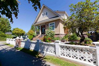 "Photo 1: 715 FOURTH Street in New Westminster: GlenBrooke North House for sale in ""Glenbrooke North"" : MLS®# R2492416"
