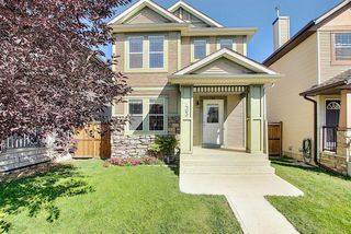 Main Photo: 463 SILVERADO PLAINS Circle SW in Calgary: Silverado Detached for sale : MLS®# A1028481