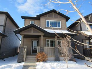 Main Photo: 7208 ARMOUR Crescent in Edmonton: Zone 56 House for sale : MLS®# E4222055