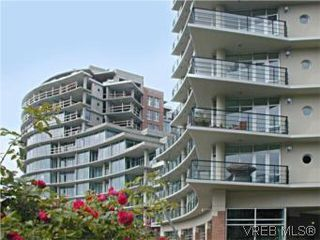 Photo 1: N209 737 Humboldt Street in VICTORIA: Vi Downtown Condo Apartment for sale (Victoria)  : MLS®# 274318