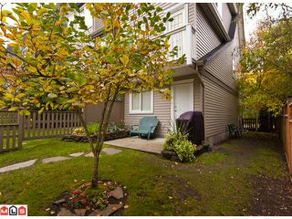 """Photo 9: 34 15355 26TH Avenue in Surrey: King George Corridor Townhouse for sale in """"South Wynd"""" (South Surrey White Rock)  : MLS®# F1025838"""