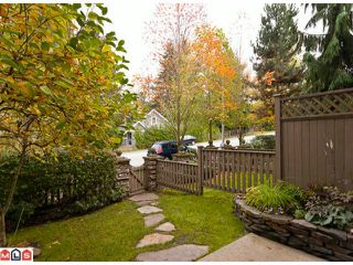 """Photo 10: 34 15355 26TH Avenue in Surrey: King George Corridor Townhouse for sale in """"South Wynd"""" (South Surrey White Rock)  : MLS®# F1025838"""