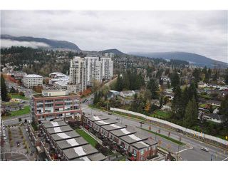 "Photo 4: 1709 400 CAPILANO Road in Port Moody: Port Moody Centre Condo for sale in ""ARIA 2"" : MLS®# V858298"