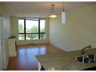 "Photo 1: 1709 400 CAPILANO Road in Port Moody: Port Moody Centre Condo for sale in ""ARIA 2"" : MLS®# V858298"