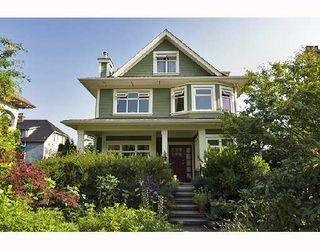 Photo 1: 357 W 11TH Avenue in Vancouver: Mount Pleasant VW Townhouse for sale (Vancouver West)  : MLS®# V726555