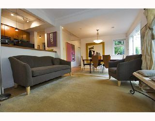 Photo 4: 357 W 11TH Avenue in Vancouver: Mount Pleasant VW Townhouse for sale (Vancouver West)  : MLS®# V726555