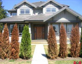 """Main Photo: 16471 104TH AV in Surrey: Fraser Heights House for sale in """"GLENWOOD"""" (North Surrey)  : MLS®# F2518146"""