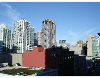 """Main Photo: 1008 928 BEATTY Street in Vancouver: Downtown VW Condo for sale in """"MAX1"""" (Vancouver West)  : MLS®# V745138"""