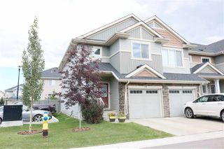 Photo 2: 44 2004 Trumpeter Way NW in Edmonton: Zone 59 Townhouse for sale : MLS®# E4172445