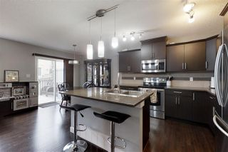 Photo 4: 44 2004 Trumpeter Way NW in Edmonton: Zone 59 Townhouse for sale : MLS®# E4172445