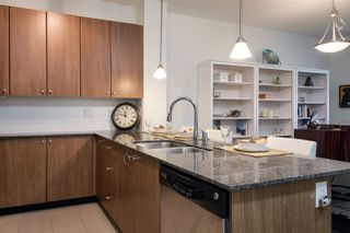 "Photo 6: 105 245 ROSS Drive in New Westminster: Fraserview NW Condo for sale in ""The Gove at Victoria Hill"" : MLS®# R2407963"
