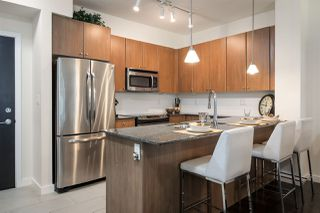 "Photo 5: 105 245 ROSS Drive in New Westminster: Fraserview NW Condo for sale in ""The Gove at Victoria Hill"" : MLS®# R2407963"