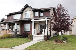 Photo 2: 120 Cy Becker BLVD in Edmonton: House Half Duplex for sale : MLS®# E4182256