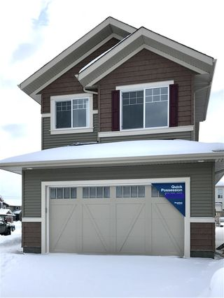 Photo 1: 2331 CASSIDY Way in Edmonton: Zone 55 House for sale : MLS®# E4187405