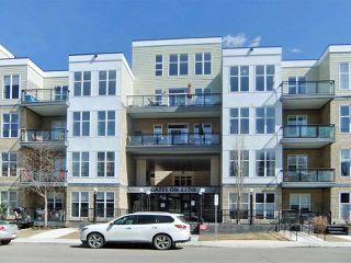 Photo 1: 432 10531 117 Street in Edmonton: Zone 08 Condo for sale : MLS®# E4195509