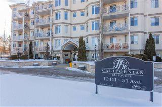 Main Photo: 415 12111 51 Avenue in Edmonton: Zone 15 Condo for sale : MLS®# E4204585