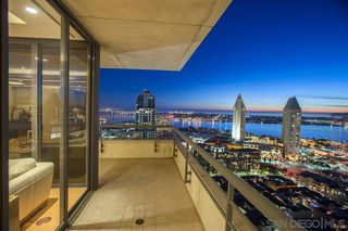 Photo 3: DOWNTOWN Condo for sale : 3 bedrooms : 700 Front St #2603 in San Diego