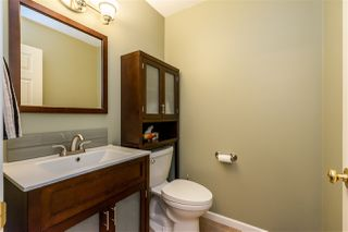 """Photo 27: 4 3220 TRAFALGAR Street in Abbotsford: Central Abbotsford Townhouse for sale in """"CREEKSIDE PLACE"""" : MLS®# R2502552"""