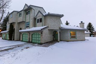 Photo 1: 42- 9520 174 ST in Edmonton: Zone 20 Townhouse for sale : MLS®# E4221471