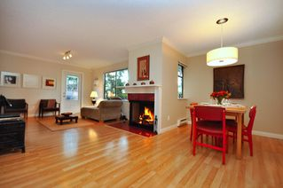 """Photo 2: 3402 COPELAND Avenue in Vancouver: Champlain Heights Townhouse for sale in """"COPELAND"""" (Vancouver East)  : MLS®# v804863"""