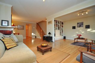 """Photo 3: 3402 COPELAND Avenue in Vancouver: Champlain Heights Townhouse for sale in """"COPELAND"""" (Vancouver East)  : MLS®# v804863"""