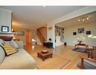 """Photo 14: 3402 COPELAND Avenue in Vancouver: Champlain Heights Townhouse for sale in """"COPELAND"""" (Vancouver East)  : MLS®# v804863"""