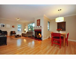 """Photo 13: 3402 COPELAND Avenue in Vancouver: Champlain Heights Townhouse for sale in """"COPELAND"""" (Vancouver East)  : MLS®# v804863"""