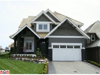 "Photo 1: 2662 LARKSPUR Court in Abbotsford: Abbotsford East House for sale in ""Eagle Mountain"""