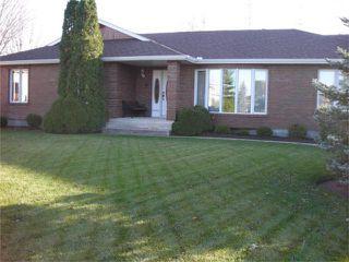 Photo 1: 19 Gairloch Place in BIRDSHILL: Birdshill Area Residential for sale (North East Winnipeg)  : MLS®# 1005591