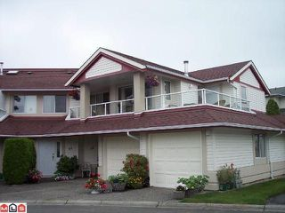 Photo 1: 61 31406 UPPER MACLURE Road in Abbotsford: Abbotsford West Townhouse for sale : MLS®# F1100048