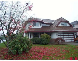 "Photo 1: 15890 106TH Avenue in Surrey: Fraser Heights House for sale in ""FRASER WOODS"" (North Surrey)  : MLS®# F2831650"