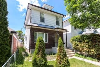 Main Photo: 390 Banning Street in Winnipeg: West End Single Family Detached for sale (5C)  : MLS®# 1914266