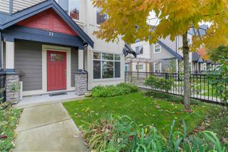 """Photo 2: 11 7028 ASH Street in Richmond: McLennan North Townhouse for sale in """"Granville Gardens"""" : MLS®# R2390166"""