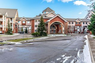 Photo 1: 392 223 TUSCANY SPRINGS Boulevard NW in Calgary: Tuscany Apartment for sale : MLS®# C4274391