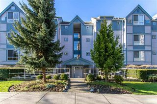 """Photo 1: 112 7465 SANDBORNE Avenue in Burnaby: South Slope Condo for sale in """"SANDBORNE HILL COMPLEX"""" (Burnaby South)  : MLS®# R2437401"""
