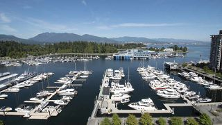 "Photo 1: PH4 1777 BAYSHORE Drive in Vancouver: Coal Harbour Condo for sale in ""Bayshore Gardens"" (Vancouver West)  : MLS®# R2482322"