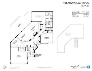 Photo 23: 281 CENTENNIAL Parkway in Delta: Boundary Beach House 1/2 Duplex for sale (Tsawwassen)  : MLS®# R2498112