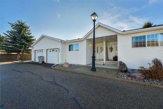 Photo 1: 104 4610 50 Avenue: Stony Plain Townhouse for sale : MLS®# E4220190
