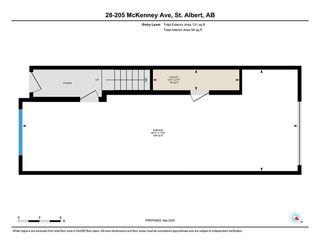 Photo 31: 28 205 Mckenney Avenue: St. Albert Townhouse for sale : MLS®# E4224374