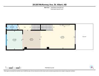 Photo 32: 28 205 Mckenney Avenue: St. Albert Townhouse for sale : MLS®# E4224374