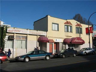 Photo 1: 1739 VENABLES Street in VANCOUVER: Grandview VE Commercial for sale (Vancouver East)  : MLS®# V4024625