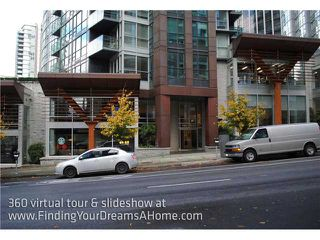 "Photo 1: 601 1189 MELVILLE Street in Vancouver: Coal Harbour Condo for sale in ""THE MELVILLE"" (Vancouver West)  : MLS®# V859156"