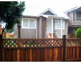 Photo 2: 5965 BOUNDARY BB in Vancouver: Killarney VE House for sale (Vancouver East)  : MLS®# V620411