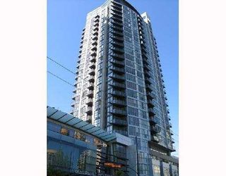 """Photo 1: 2204 1155 SEYMOUR Street in Vancouver: Downtown VW Condo for sale in """"BRAVA"""" (Vancouver West)  : MLS®# V740864"""
