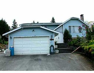 Photo 1: 11040 CAMERON Court in Maple_Ridge: Cottonwood MR House for sale (Maple Ridge)  : MLS®# V765258