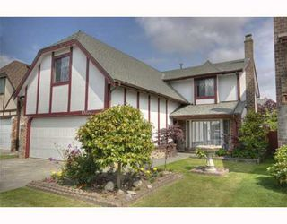 Photo 1: 10033 FUNDY Drive in Richmond: Steveston North House for sale : MLS®# V771939